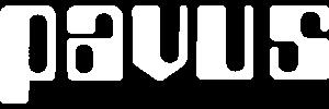 Logo pavus bianco